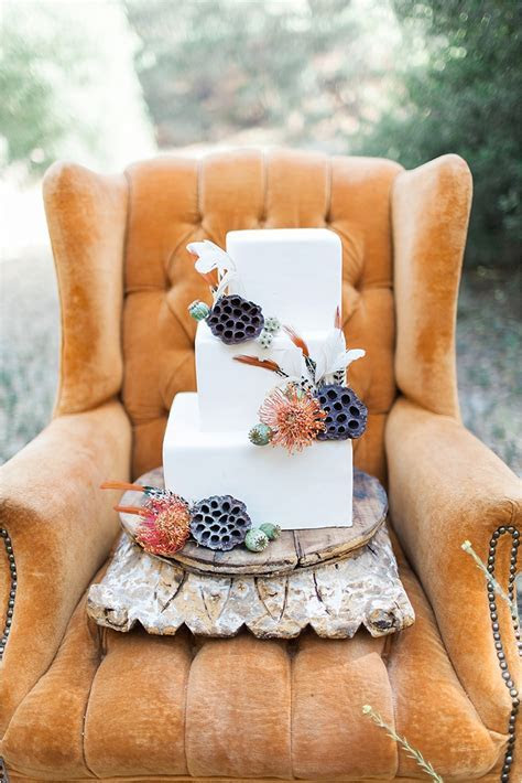 Earthy Styled Wedding Shoot at the Chumash Indian Museum