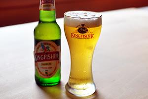 インドビール (キングフィッシャー)