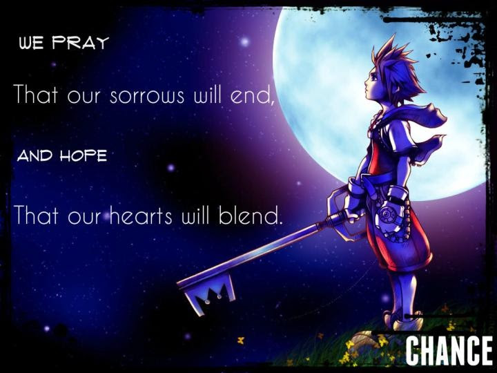 Kingdom Hearts Quote Quote Number 608194 Picture Quotes