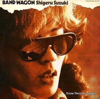 SUZUKI, SHIGERU band wagon
