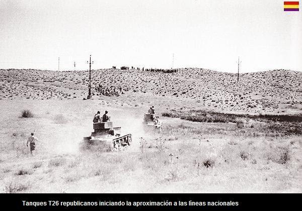 tanques T26 republicanos