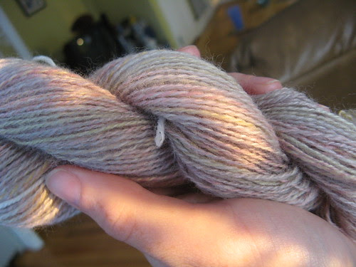 The first yarn I've ever truly loved.