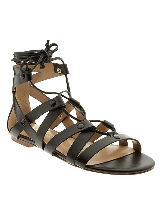 Banana Republic Telly Lace-Up Sandal