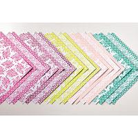 Fresh Florals Designer Series Paper Stack