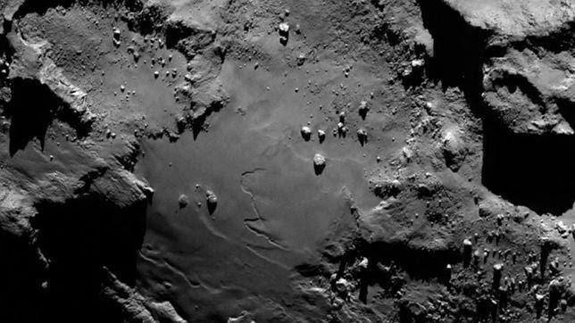 «Rosetta» aporta indicios de vida en cometas, según investigadores británicos