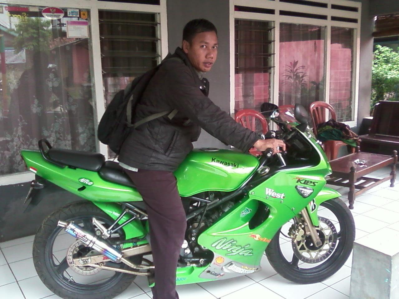 Dp Motor Kawasaki Ninja Rr Modifikasi Motor Yamaha