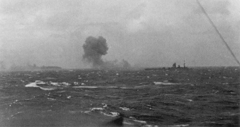 File:Rodney firing on Bismarck.png