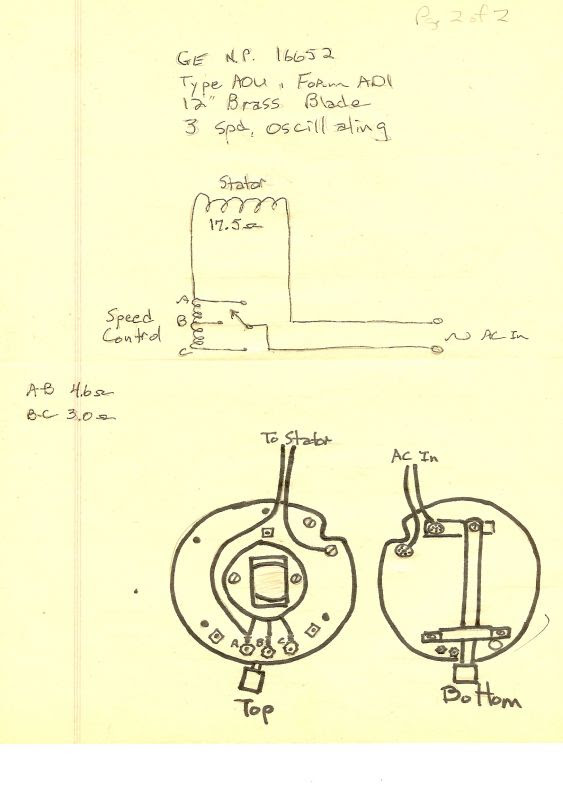 Fan Stator Wiring Diagram