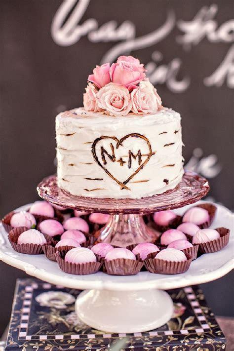 17 Best ideas about Blush Wedding Cakes on Pinterest