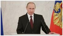 Putin khoan vội hung hăng