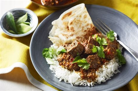 Sri Lankan Beef Curry Recipe   Taste.com.au
