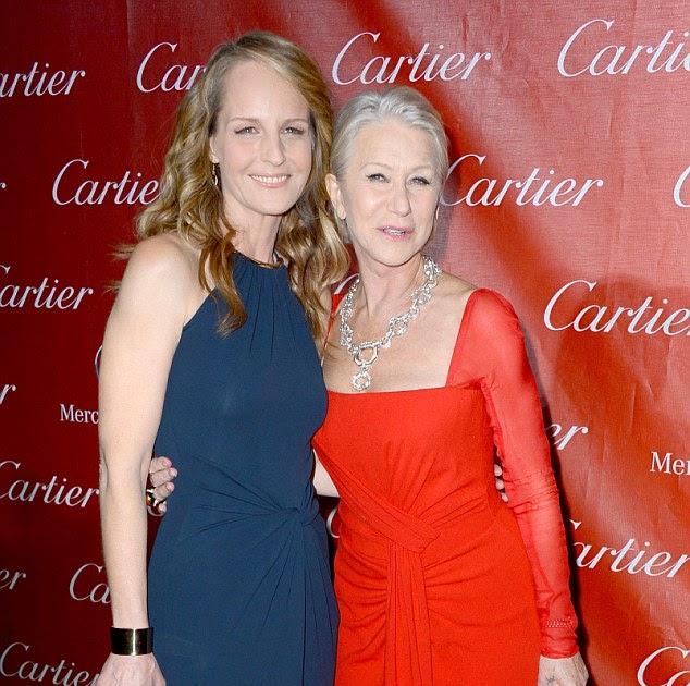 Naomi Watts & Helen Mirren: Palm Springs Film Festival