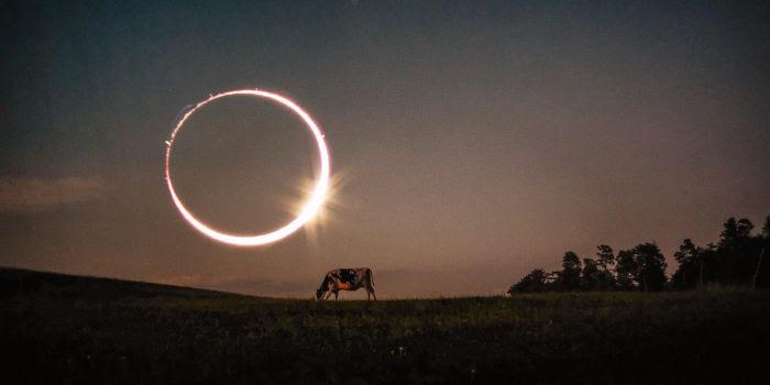 El día del eclipse