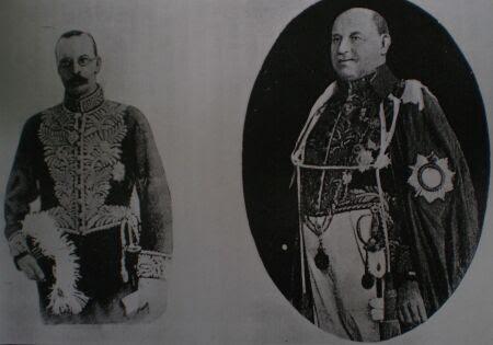 SIR REGINALD CRADDOCK and and SIR HARCOURT BUTLER