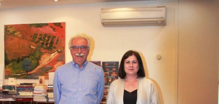 Δέσμευση Γαβρόγλου για άμεση μεταφορά του Τμήματος Λογιστικής από την Πάτρα στο Μεσολόγγι (ΦΩΤΟ)