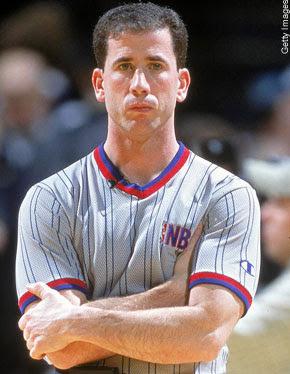 Tim Donaghy - crooked NBA ref