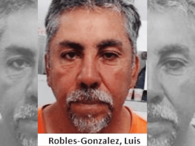 Luis Robles-Gonzalez - Border Patrol Photo