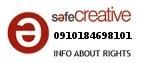 Safe Creative #0910184698101