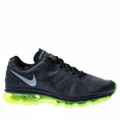 sale retailer 79859 7c5a7 uoManasdf  Nike Air Max 2012 Black Volt Mens Running Shoes 360 487982-017