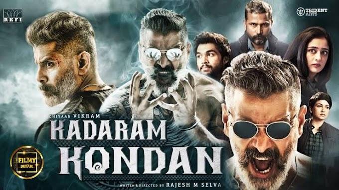Kadaram Kondan Full Movie in Hindi Dubbed