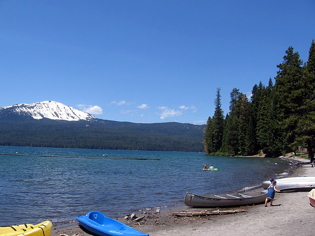 Diamond Lake
