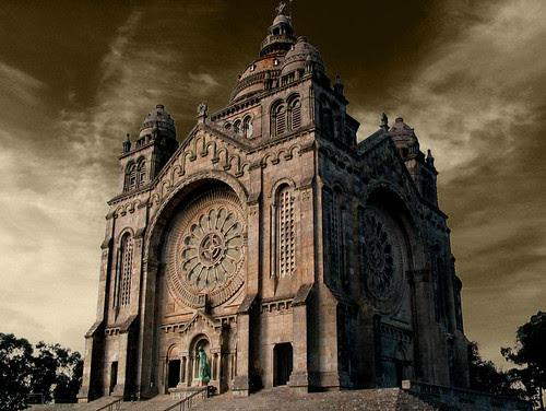 Santuario Santa Luzia - Viana do Castelo - Portugal