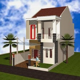 Sketsa Rumah 9x6