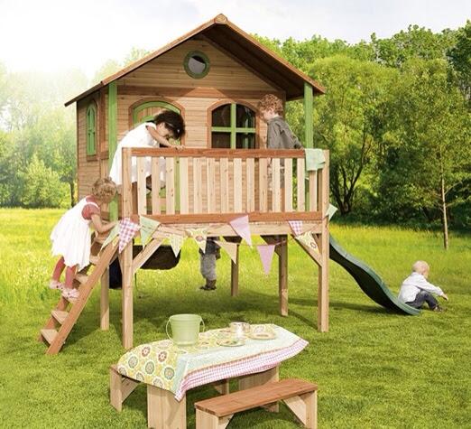 Casas de madera prefabricadas: Comprar casita de madera para ninos