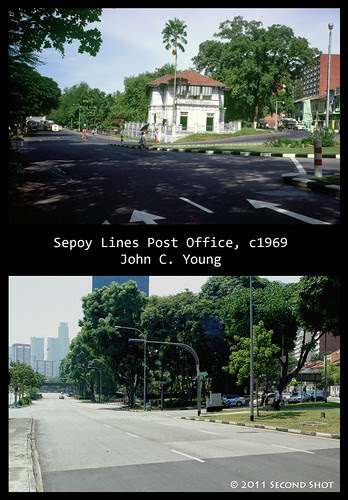 Sepoy Lines Post Office