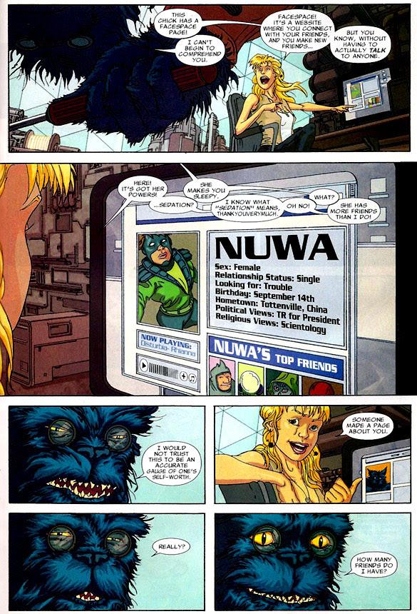 X-Men:  Manifest Destiny #1