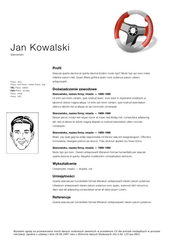 Cv Europass In Pdf Cover Letter From Student