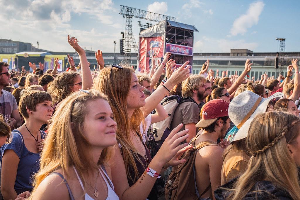 Lollapalooza 2015 in Berlin