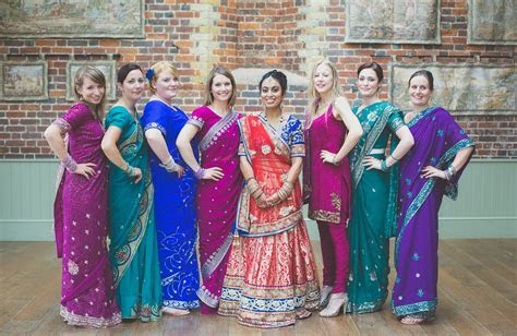 Your Guide to South Asian Wedding Attire