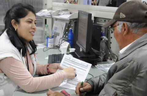 Pago de impuestos - Foto: www.sdh.gov.co