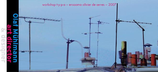 Workshop T·Y·P·O 2007