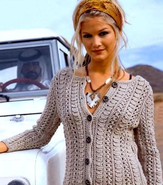 Вязаная одежда для женщин