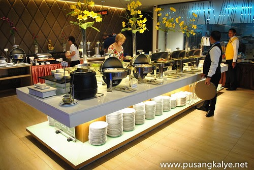 Breakfast Buffet At Ace Coffee Lounge Pasig