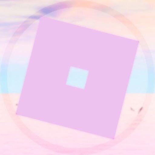 Aesthetic Roblox Icon Purple | aesthetic caption