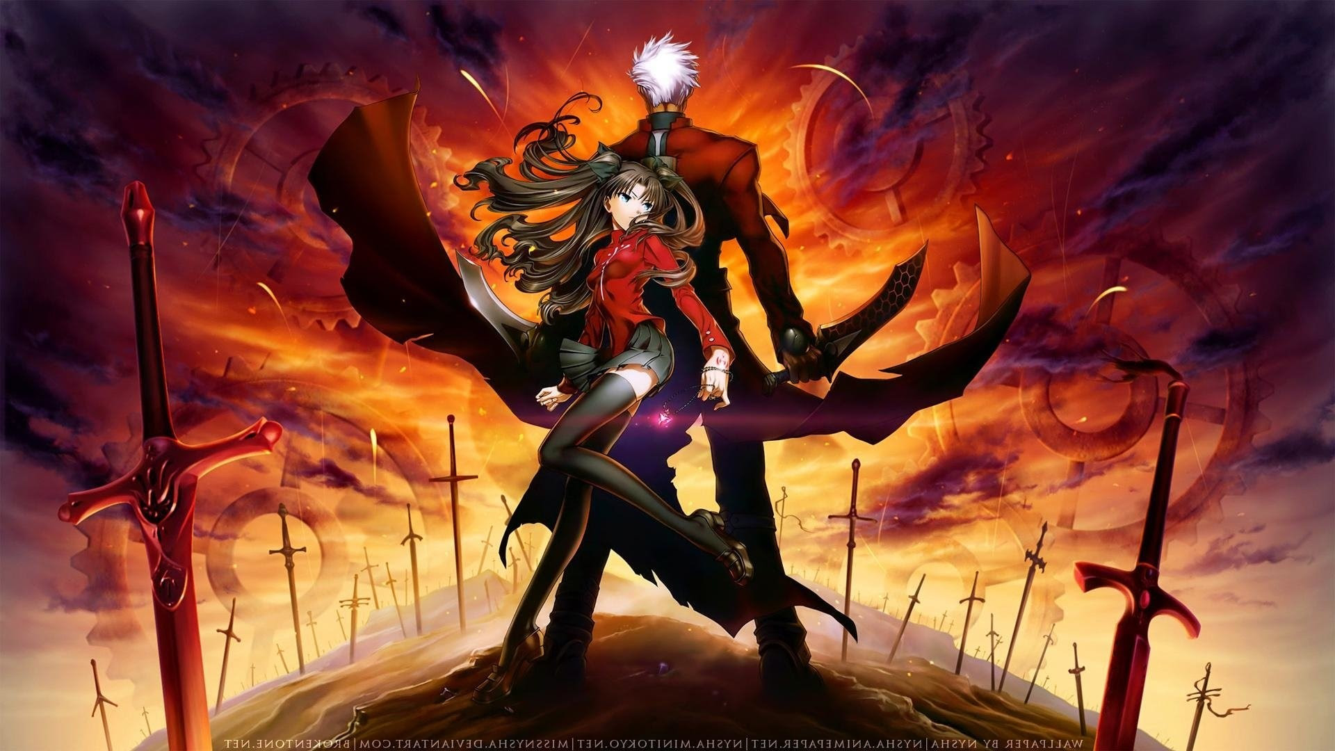 Unlimited Blade Works Wallpaper 83 Images