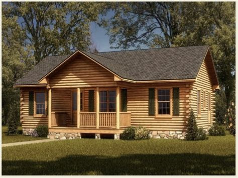 simple log cabin house plans small rustic log cabins