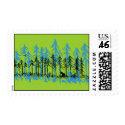 Spring Time Pine stamp