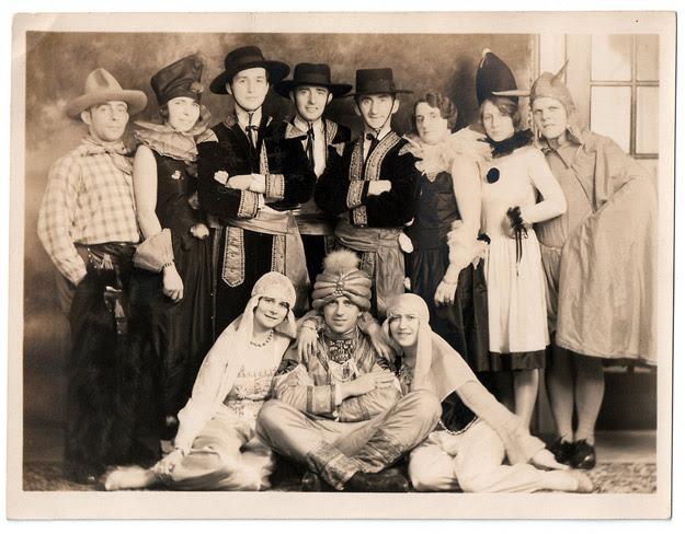 Kooky Vintage Halloween Party Snapshots 6 Funny Vintage Halloween Party Snapshots