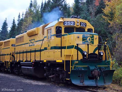 Engine #252
