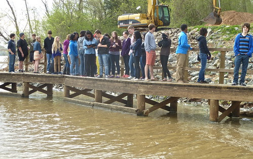 On the Red River, Stoner Boat Launch, Shreveport by trudeau