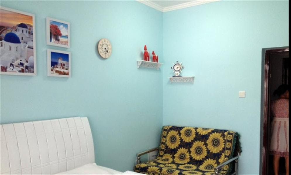 hotel near Sanya 18 DEGREE SUNNY HOLIDAY APT Studio B on Higher Floor with Courtyard View