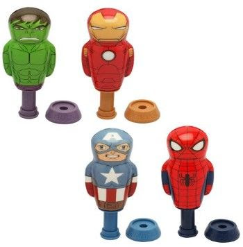 Marvel Power Poppers