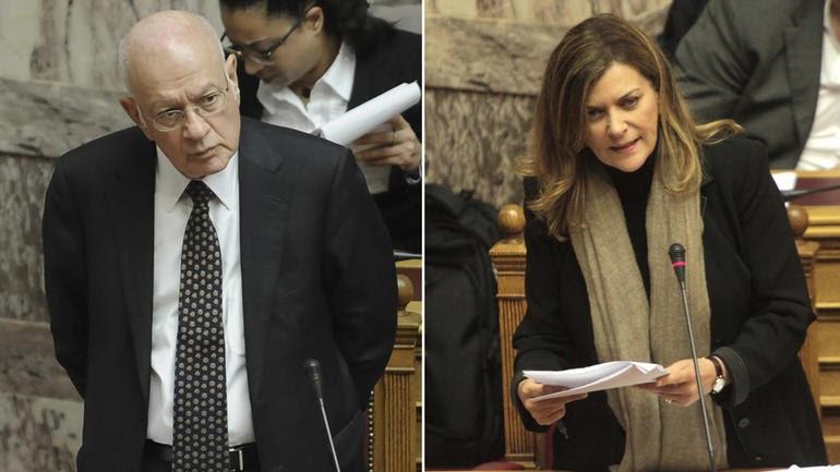 Παπαδημητρίου-Αντωνοπούλου: Το πιο πλούσιο ζευγάρι της κυβέρνησης με καταθέσεις άνω των 3 εκατ. ευρώ