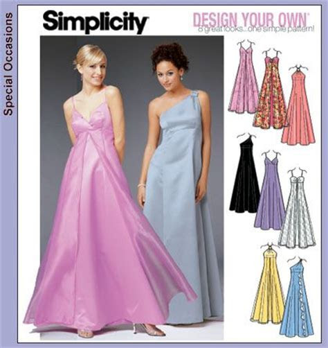 Simplicity Dress Patterns   Patterns ? Simplicity ? 5096