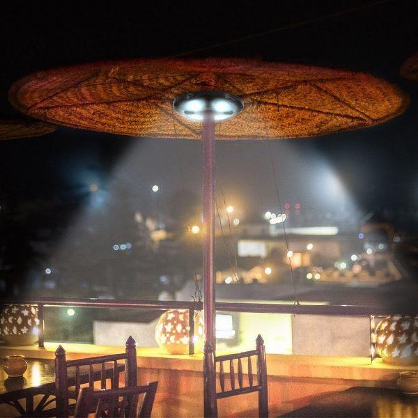 Top Five Best Umbrella Lights. Patio Umbrella Light ...