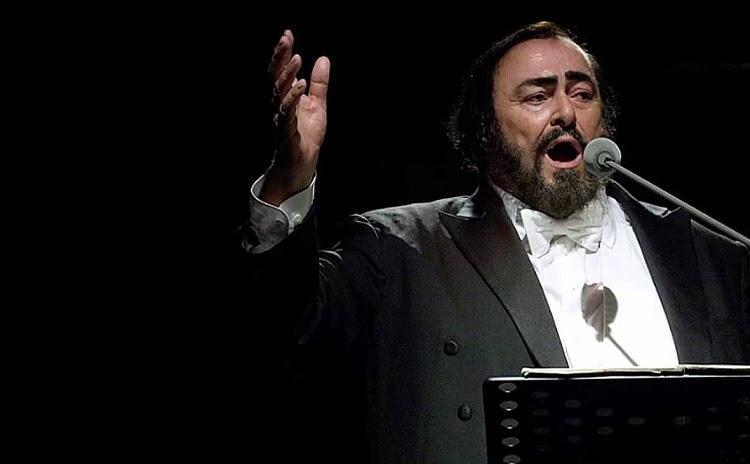 Risultati immagini per Pavarotti